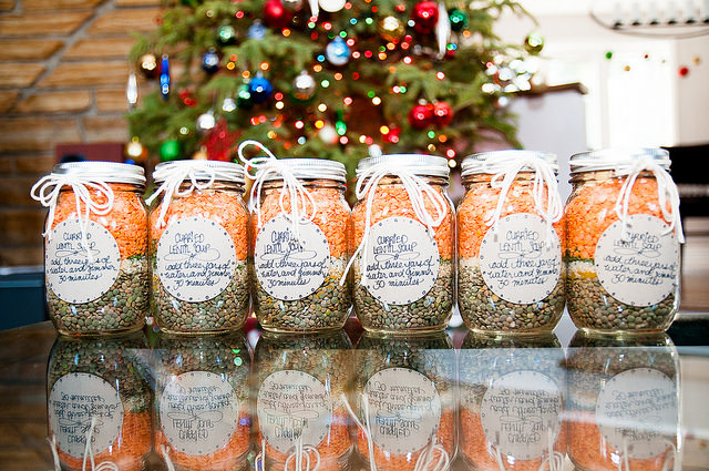 lentil curry - eco friendly gifts