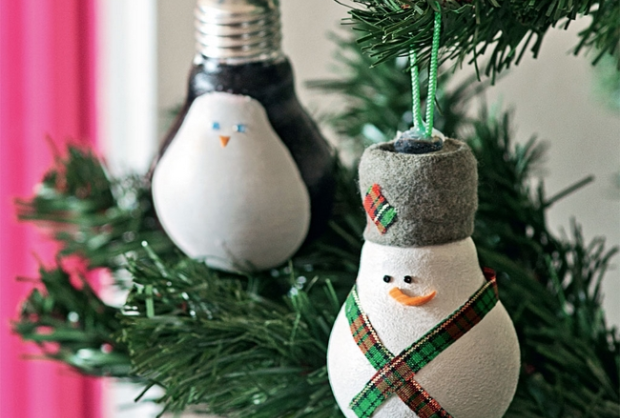 christmas lightbulbs as an eco-friendly gift