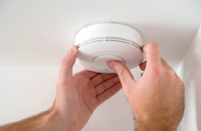 Co And Smoke Alarm Recycling Product Care Recycling