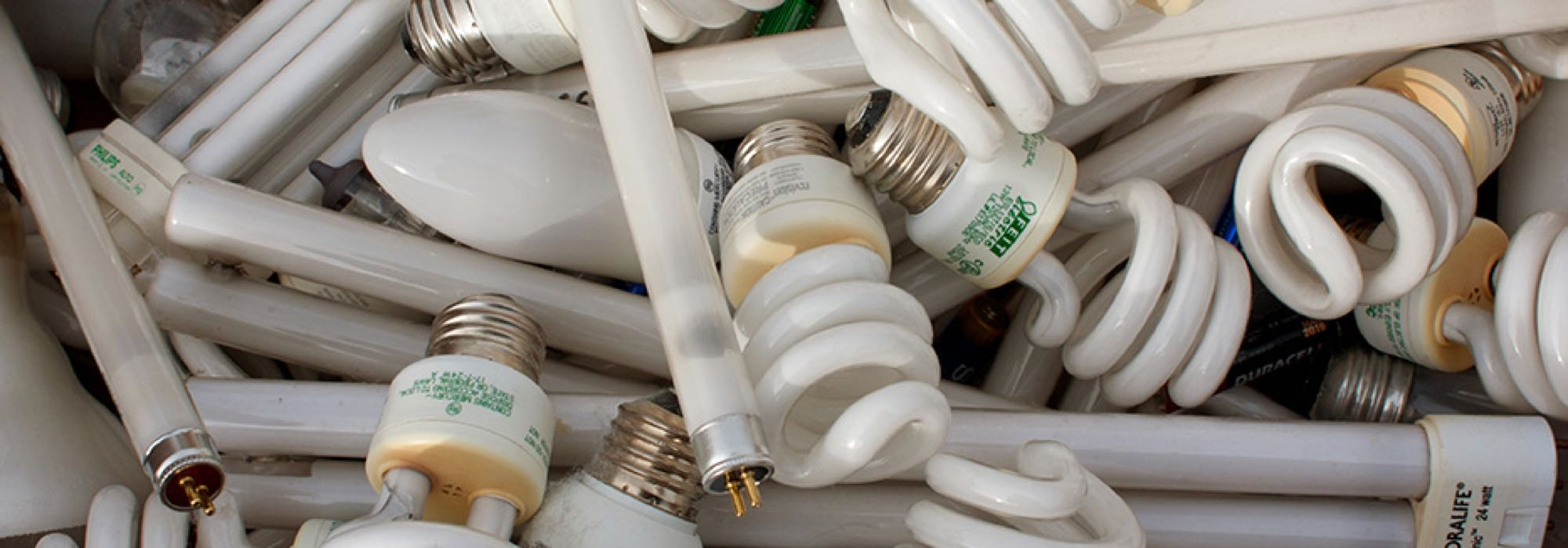 Light Recycling - Product Care Recycling on