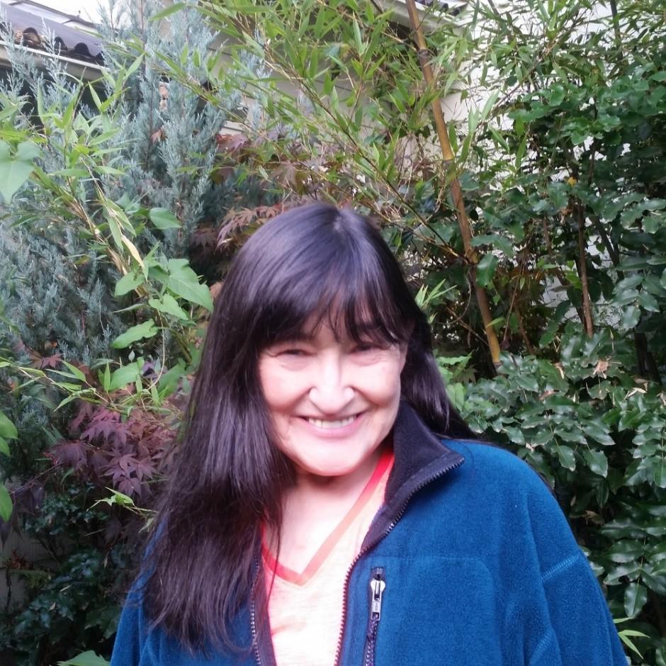 Indigenous environmentalist and journalist Terri Hansen
