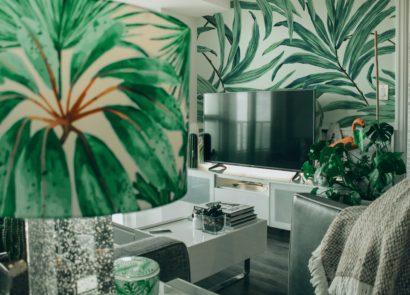 green paint colour trends 2020